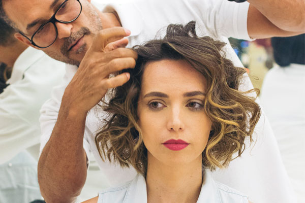 Hairstylist Ítalo Leite | Werner Maison