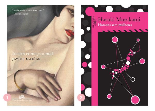 Mini-resenhas dos livros: Assim começa o mal e Homens sem mulheres