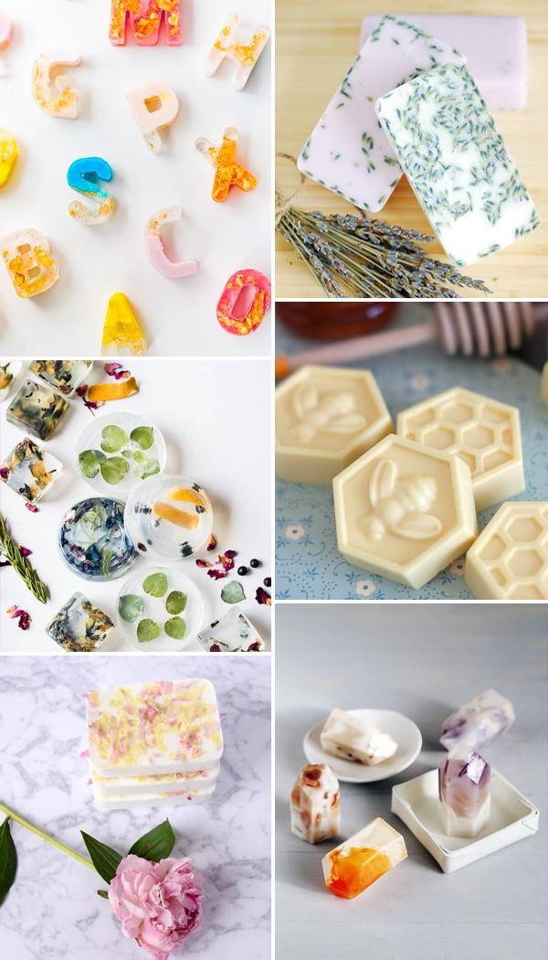 Internet Love: sabonetes feitos em casa | 6 links DIY para quem quer aprender a fazer sabonetes artesanais