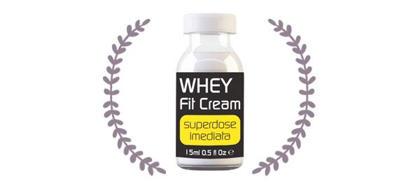 Yenzah Power Ampola - Whey Fit Cream