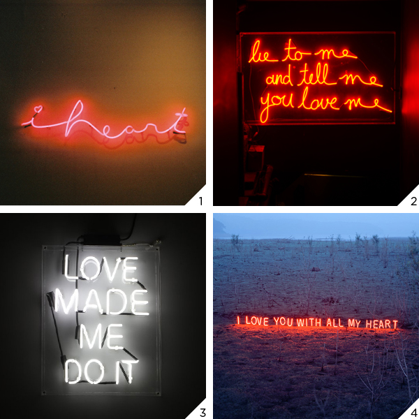 Amor Neon_LOVE | Neon Lights