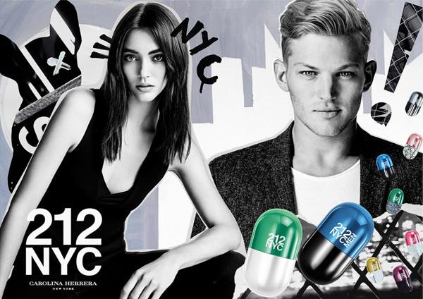 Carolina Herrera 212 Pills NYC