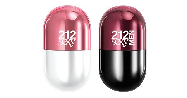 Carolina Herrera 212 Pills SEXY