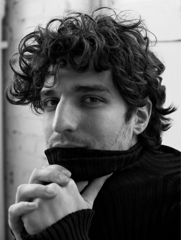 Louis Garrel fotografado por Stefano Galuzzi para a L'Officiel Hommes Italia (AW 2016)