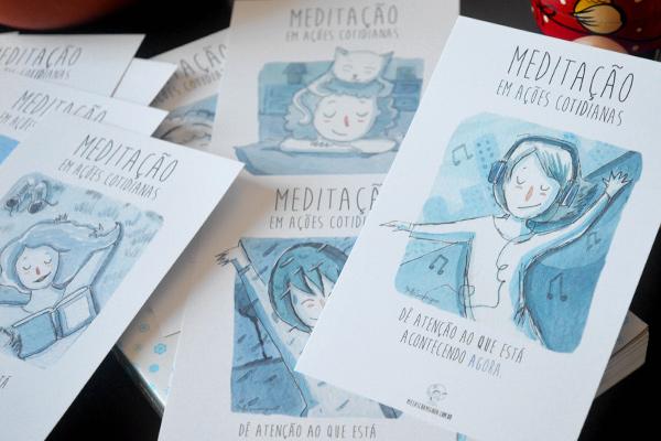 Milla Scramignon: Meditação em ações cotidianas | Coleção Completa