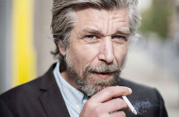 Karl Ove Knausgård | Foto: Axel Öberg