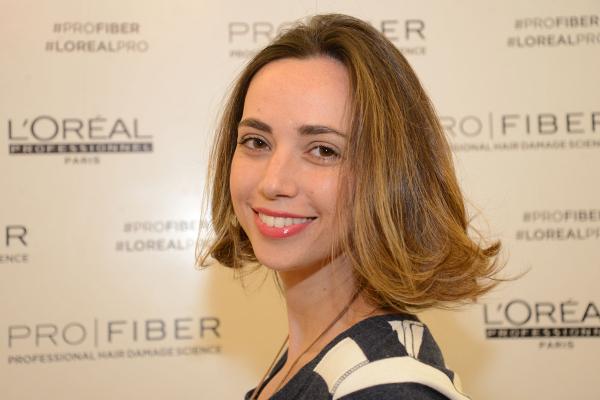L'Oréal Professionnel PRO FIBER   Camila Faria no Werner Maison