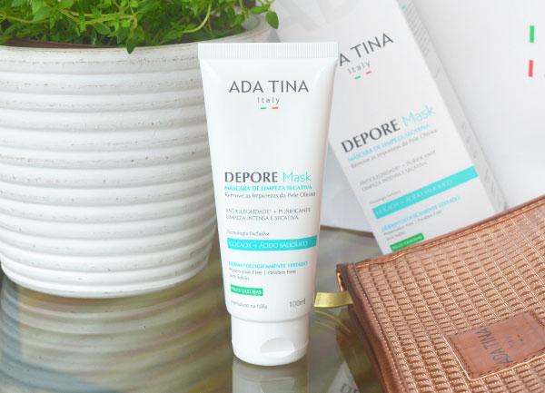 Ada Tina Depore Mask | Não Me Mande Flores