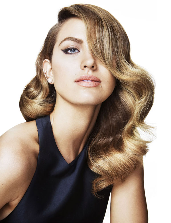 Jesinta Campbell for Joico | Turning Heads campaign