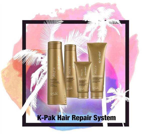 K-PAK Hair Repair System