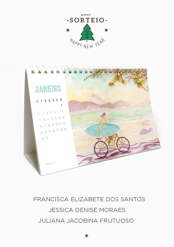 SORTEIO No Rio de Bike | vencedoras