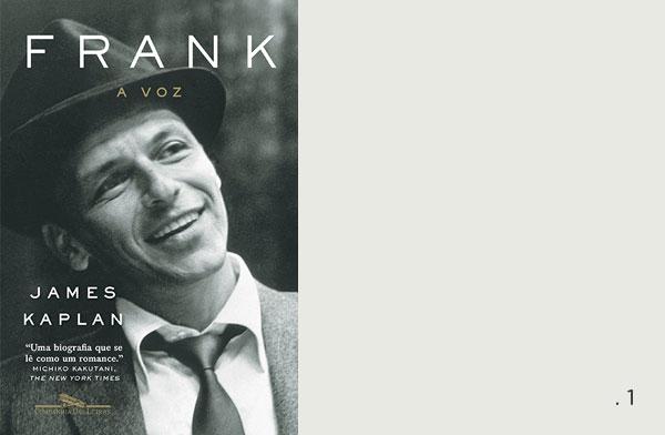 Frank Sinatra | livro Frank - A Voz