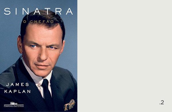 Frank Sinatra | livro Sinatra - O Chefão