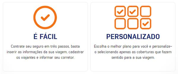 Seguro Viagem | RVP Brasil Seguros