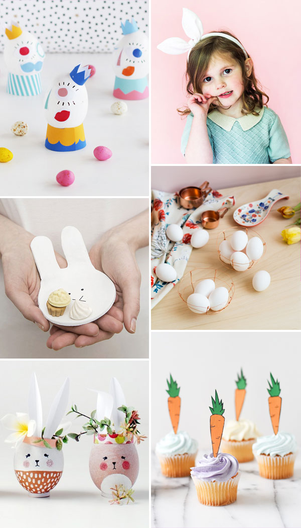 Internet Love: Páscoa Criativa | 6 DIY's para a Páscoa