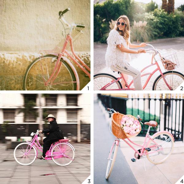 Bike Rosa | Pink Bike LOVE