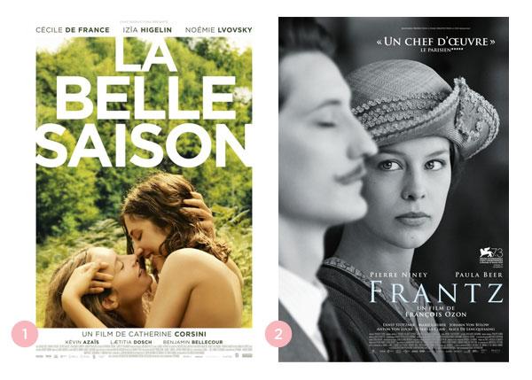 Os Quatro Últimos Filmes | Mini-resenhas dos filmes Um Belo Verão e Frantz