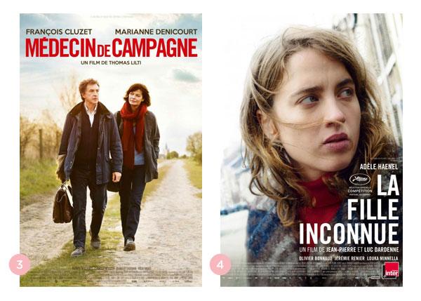 Os Quatro Últimos Filmes | Mini-resenhas dos filmes Insubstituível e A Garota Desconhecida