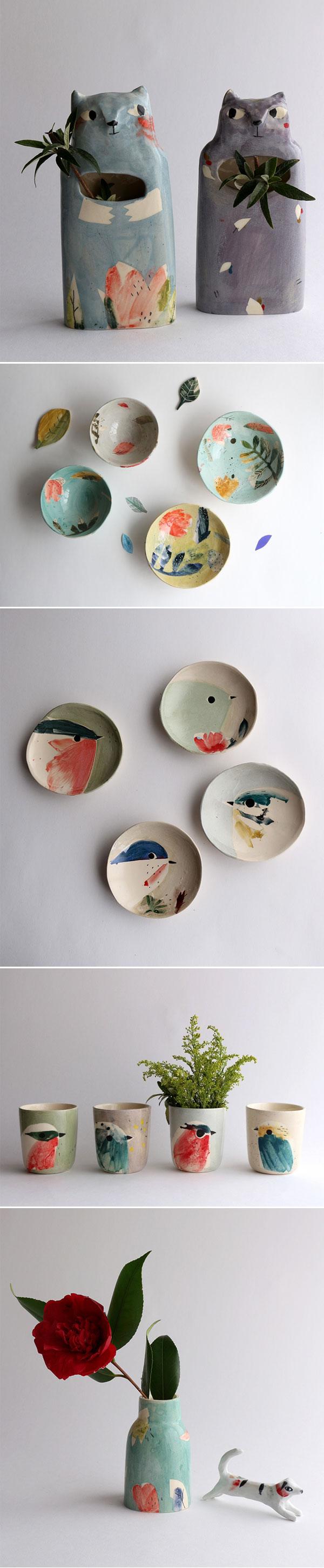 Elise Lefebvre Céramique | Cerâmicas