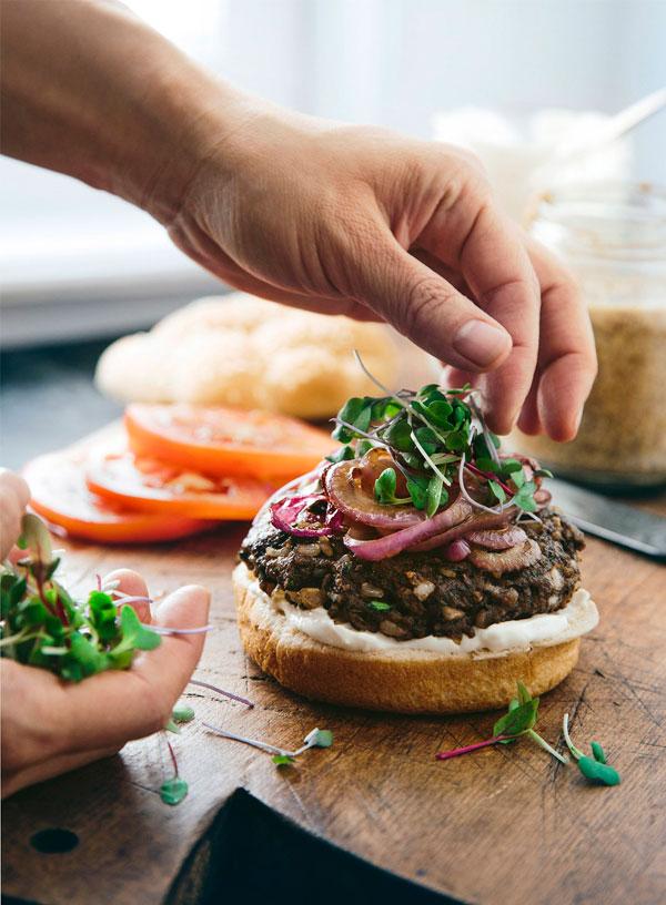 Ingredientes Caseiros Veganos | Culinária Vegana | Livro de Receitas