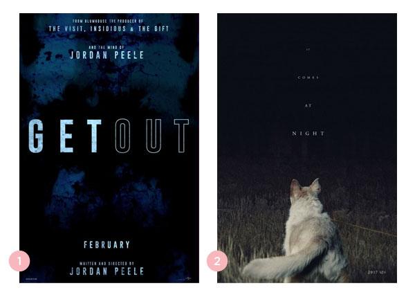 Mini-resenhas dos filmes: Corra! (Get Out) e Ao Cair da Noite (It Comes at Night) | Não Me Mande Flores