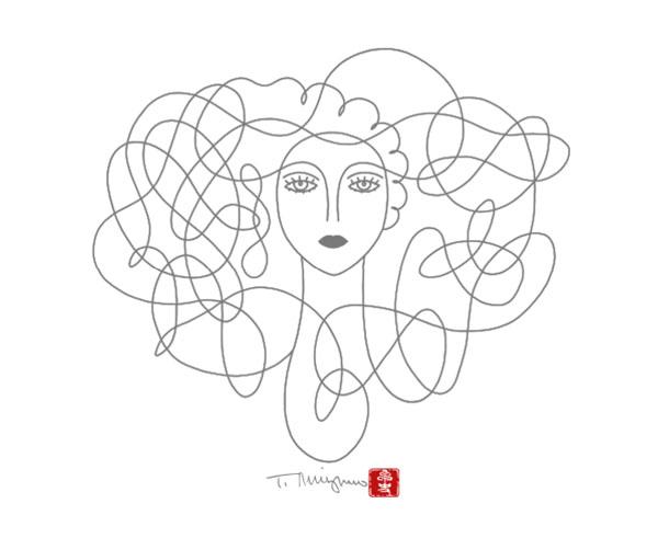 Eau Thermale Avène - 2017 art by Mizuno