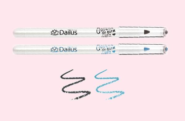 Dailus - Coisas de Quem Ama | Lápis para Olhos Breu e It Jeans