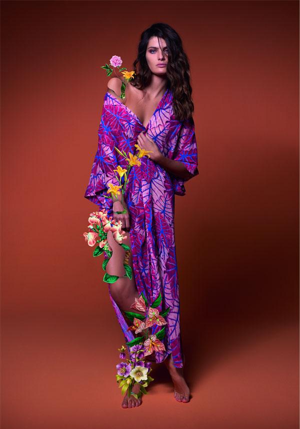 Marcelo Monreal para Damyller | Isabeli Fontana fotografada por Nicole Heiniger, com styling de Pedro Sales.