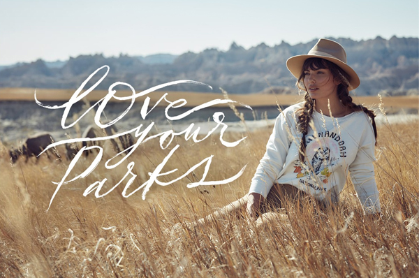 Love Your Parks - Free People | We The Free Park Pullover