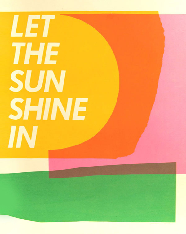 Let The Sunshine In | Laura Brown