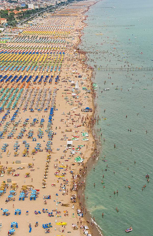 Adria por Bernhard Lang | fotografia aérea