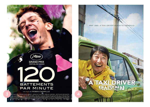 Mini-resenhas dos filmes: 120 Batimentos por Minuto (120 battements par minute) e O Motorista de Táxi (Taeksi Woonjunsa) | Não Me Mande Flores