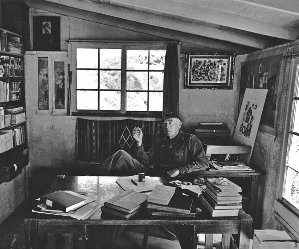 Henry Miller em Big Sur