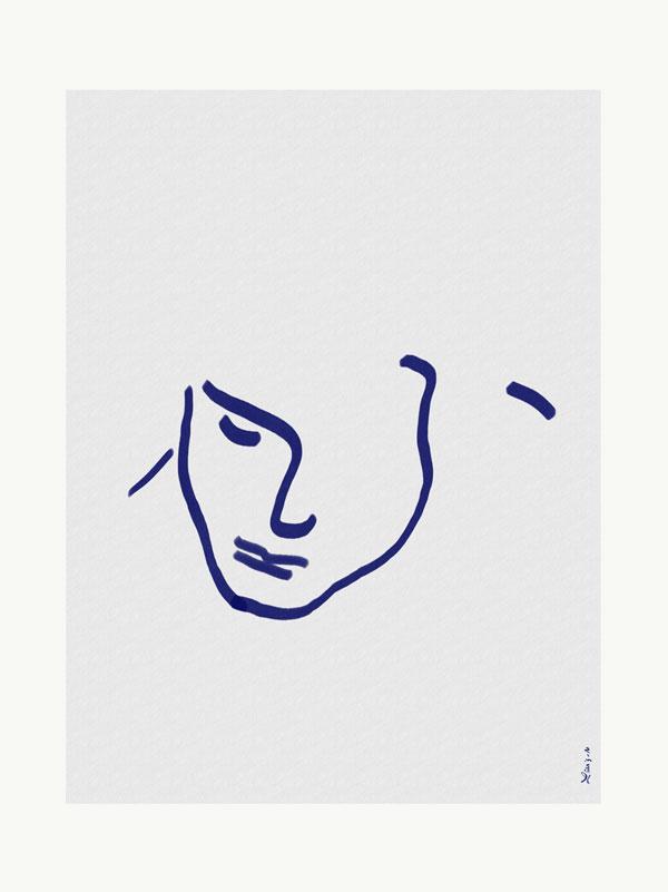 Louis Marie art | Não Me Mande Flores