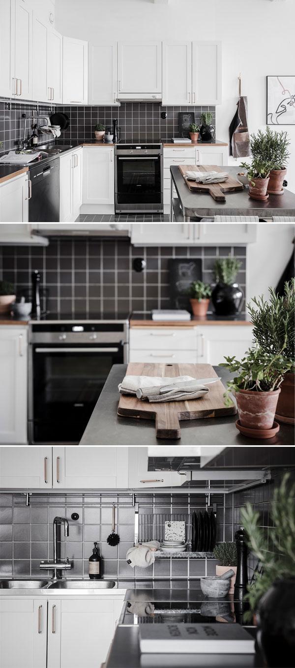 Uma cozinha (realmente) aberta | via Entrance Makleri