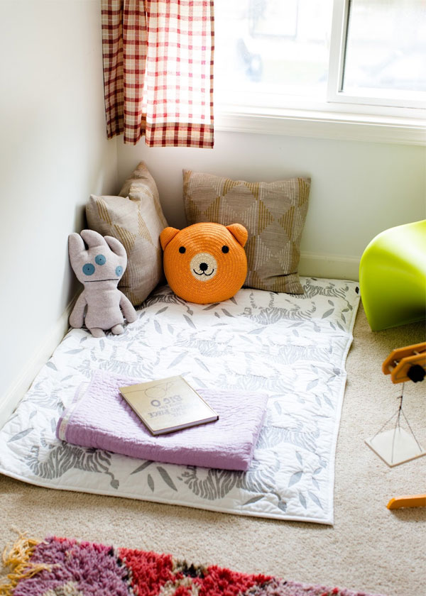 Diana Lu Barabe • Children's room decór