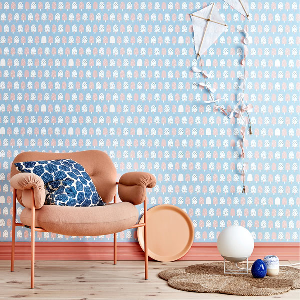 Photowall | Cathy Nordström - Ice Cream Wall Mural