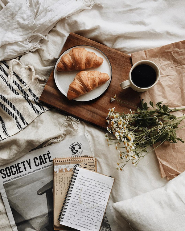 Breakfast Goals | Polly Florence