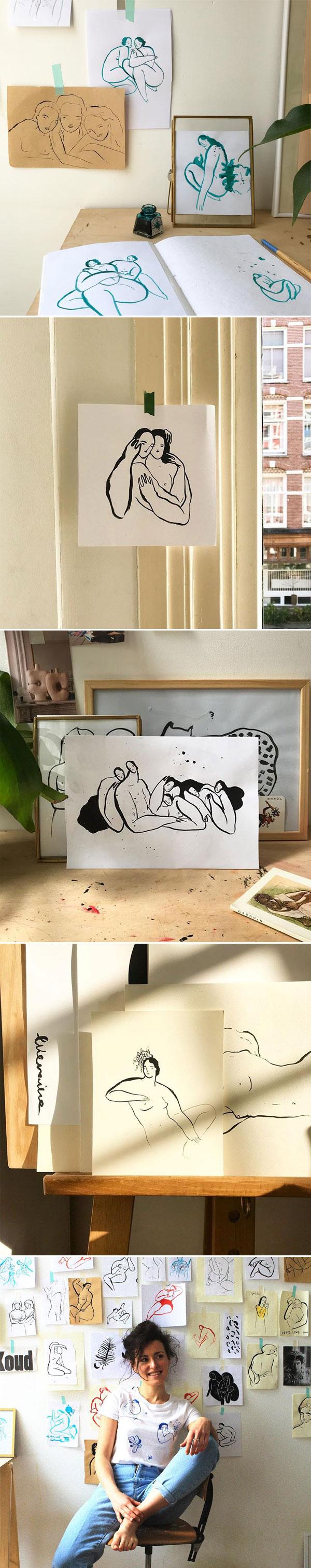 Weronika Anna Marianna | Arte e Ilustração