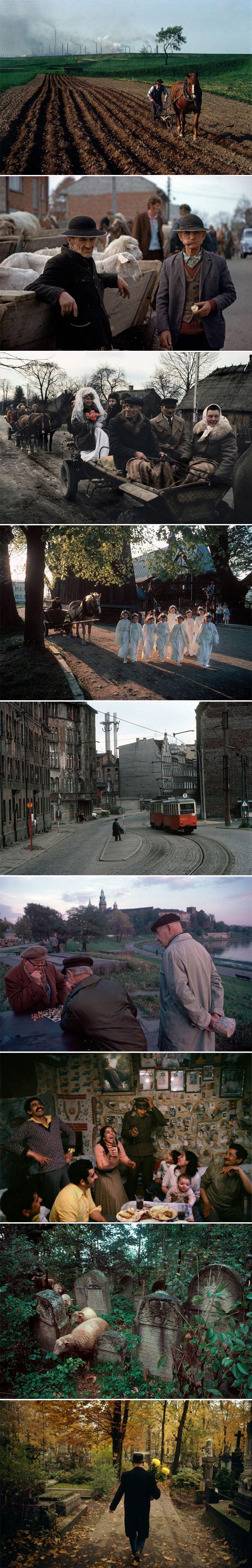 Polônia por Bruno Barbey | fotojornalismo