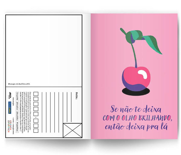 Olhe em Frente | Editora MOL
