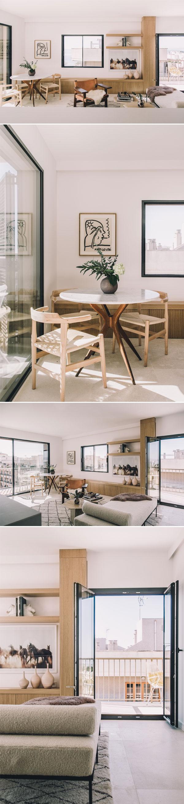 Mallorca Penthouse | clean decór