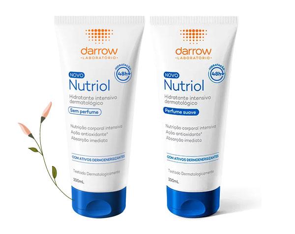 Nutriol Loção Hidratante - com e sem perfume | Darrow