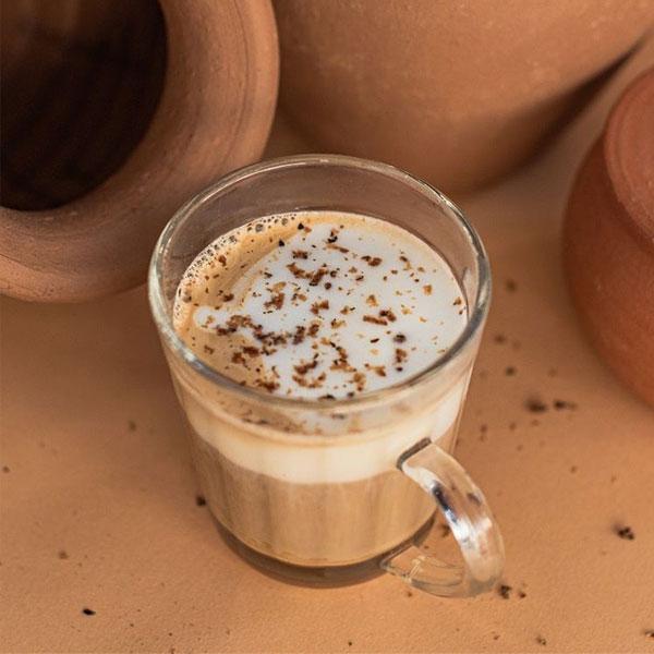 Cappuccino do Sertão | Tapí Tapioca