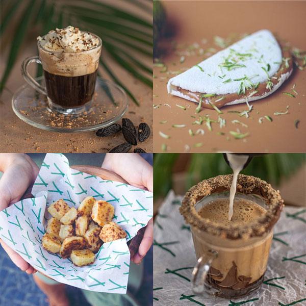 Delícias da Tapí Tapioca | cafés, tapioca e dadinhos de tapioca