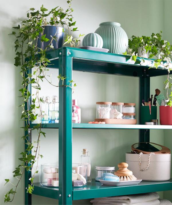 Ressignificando a decoração do banheiro | IKEA bathroom
