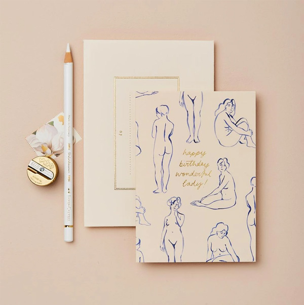 Portrait Collection | Wanderlust Paper Co.