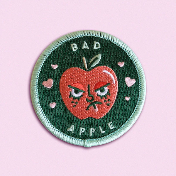Bad Apple Patch | Pretty Useful Co.