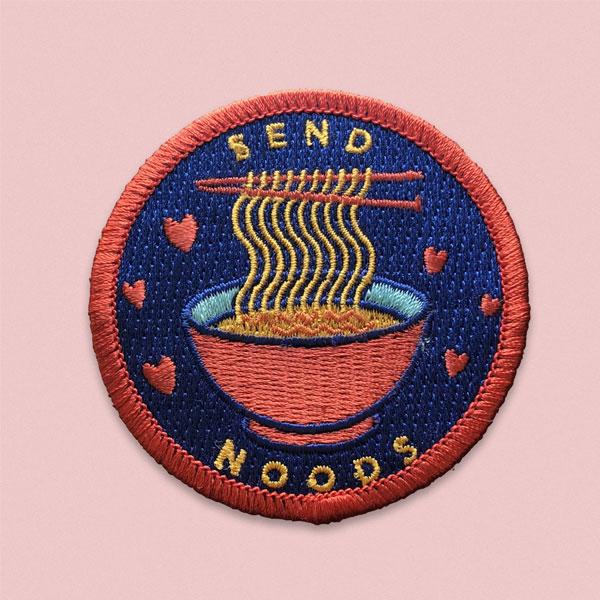 Send Noods Patch | Pretty Useful Co.
