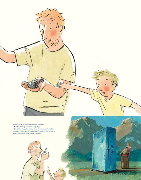 Eu ainda preciso de tudo isso!, de Petra Postert e ilustrado por Jens Rassmus   resenha Não Me Mande Flores